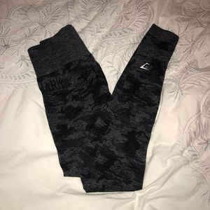 Gymshark Camo Leggings